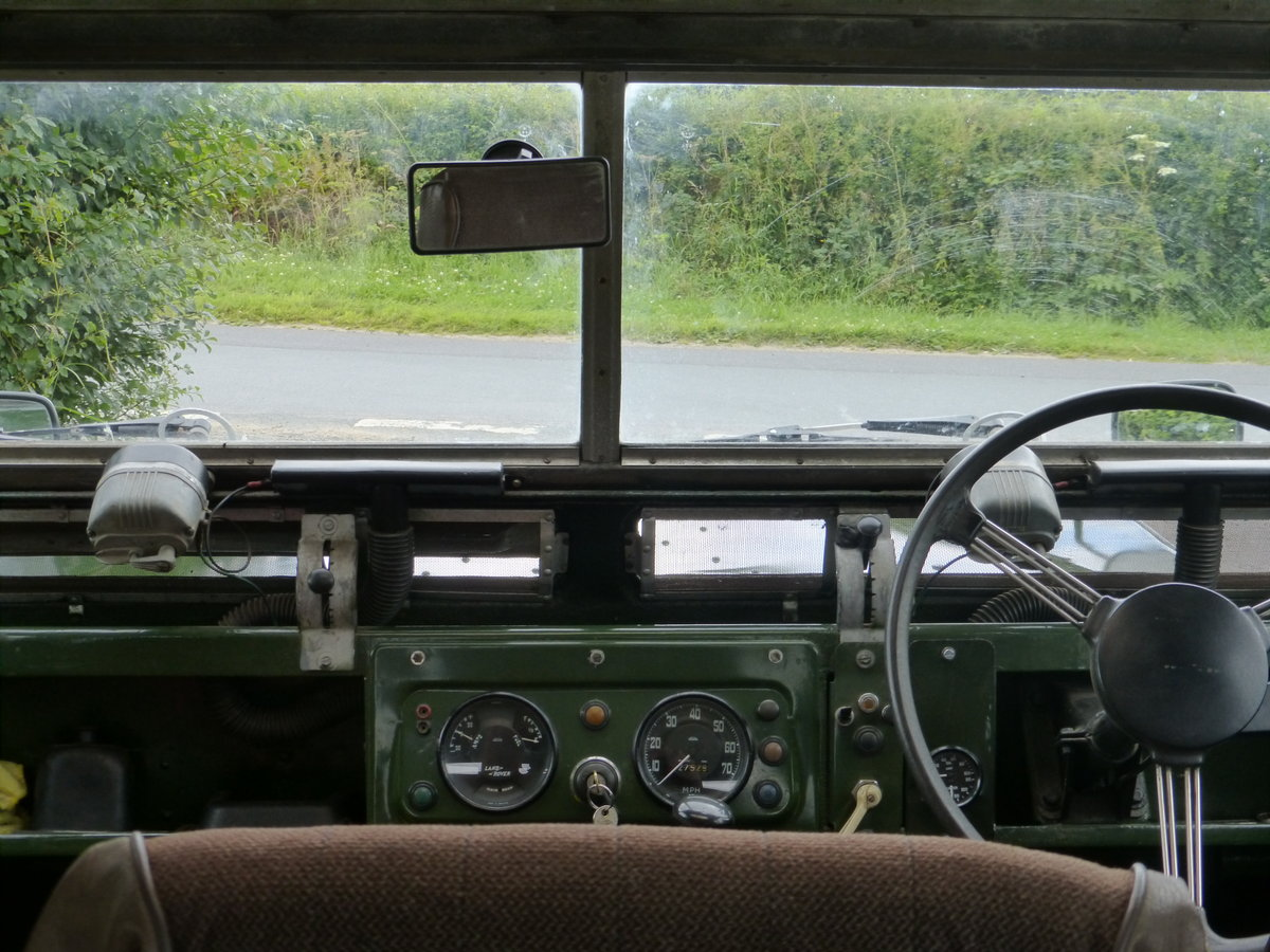 1959 Stunning usable series 2 2.25 petrol land rover For Sale (picture 5 of 6)
