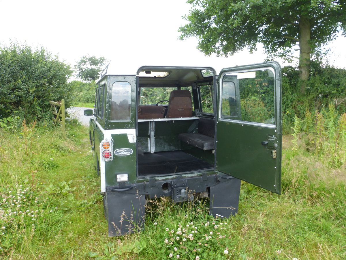 1959 Stunning usable series 2 2.25 petrol land rover For Sale (picture 6 of 6)