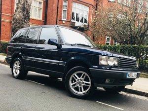 2002 Range Rover Vogue P38 (83,000 Miles)