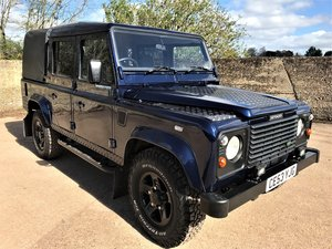 2003 superb looking 03/53 Defender 110 TD5 doublecab+MOT Feb 2020 SOLD