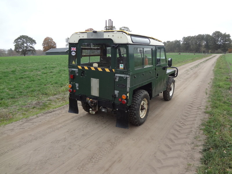 Land-Rover 88 Lightweight 1976 SOLD (picture 4 of 6)