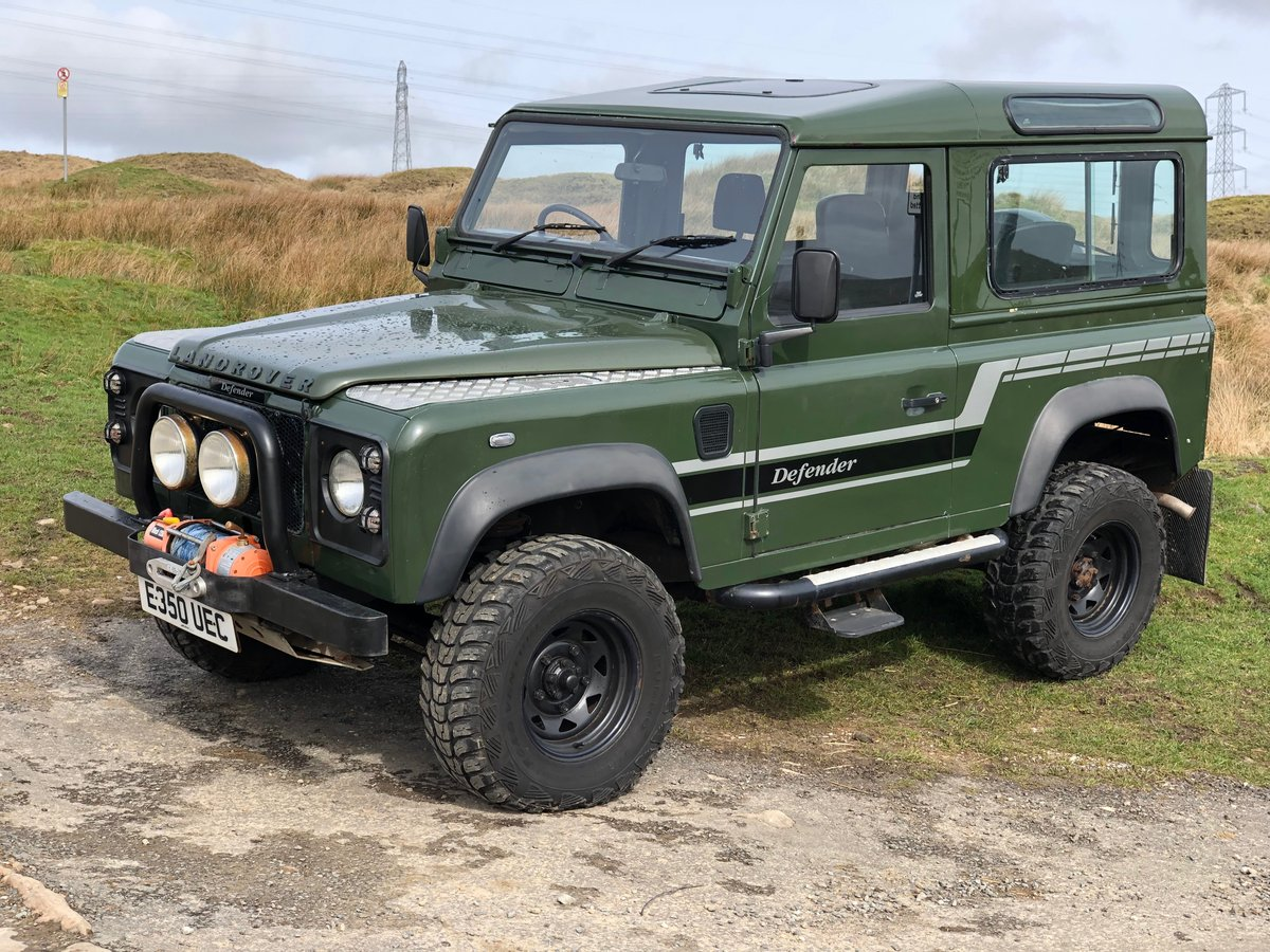 Land Rover Defender 90 2.5 Tdi, 1988, 12mths MOT For Sale (picture 1 of 6)