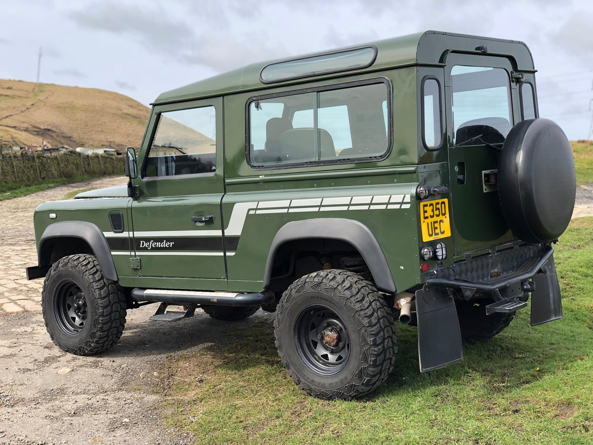 Land Rover Defender 90 2.5 Tdi, 1988, 12mths MOT For Sale (picture 2 of 6)