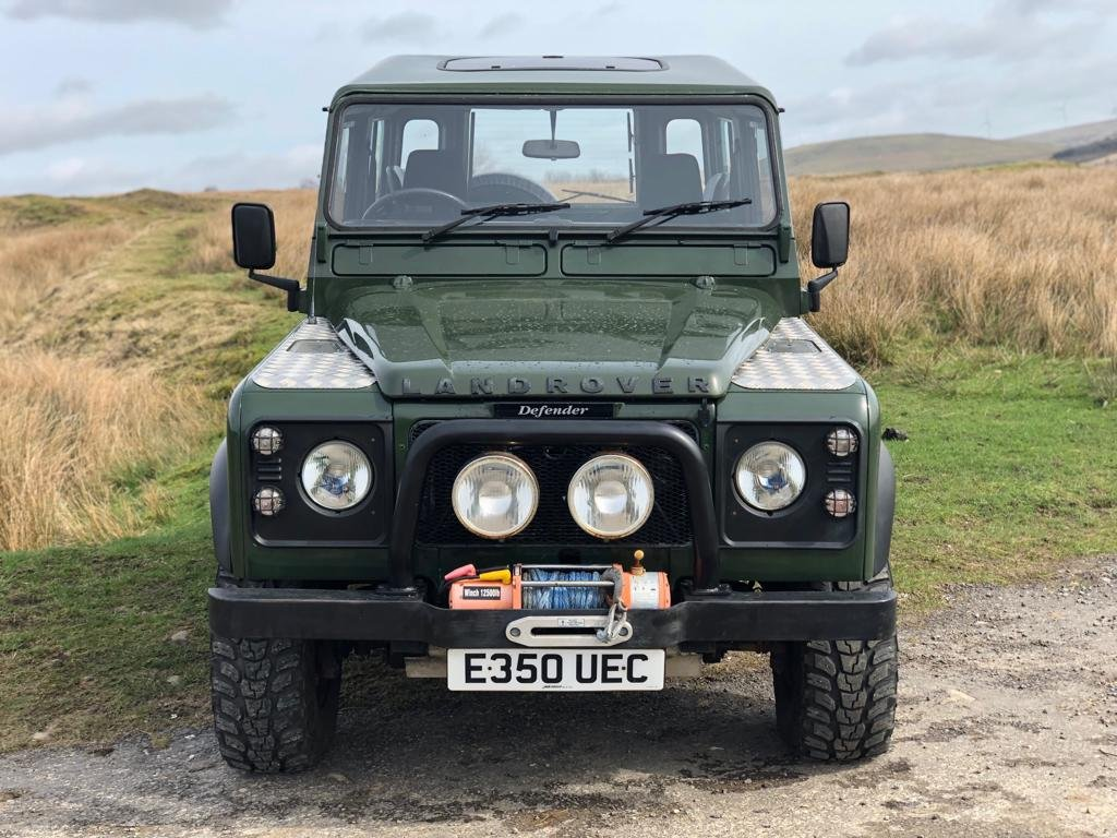 Land Rover Defender 90 2.5 Tdi, 1988, 12mths MOT For Sale (picture 3 of 6)