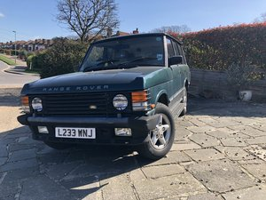 1994 Brooklands Classic Range Rover For Sale