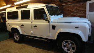 2014 LAND ROVER DEFENDER 110 TDCI STATION WAGON