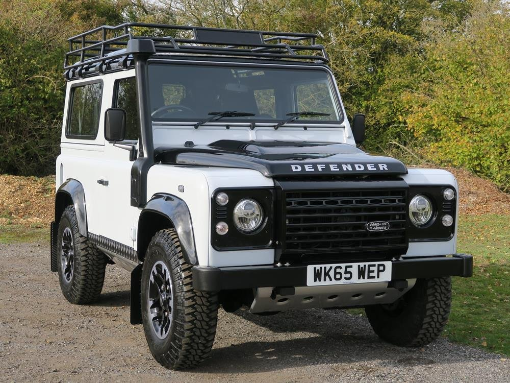 Land Rovers For Sale >> Land Rover Defender 90 Station Wagon 2 2tdci Adventure For
