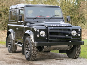 Land Rover Defender 90 StationWagon 2.2TDCi 150 Autobiograph SOLD