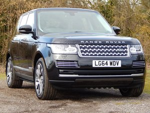 2014 Land Rover Range Rover 4.4 SDV8 Vogue SE SOLD