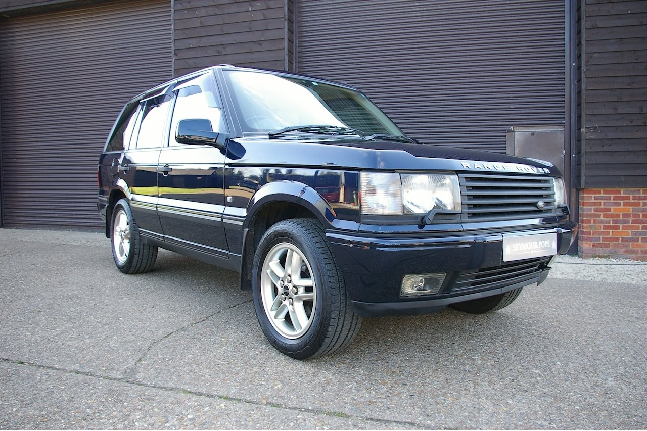 2001 Land Rover Range Rover 4.6 VOGUE Automatic (46,068 miles) For Sale (picture 1 of 6)