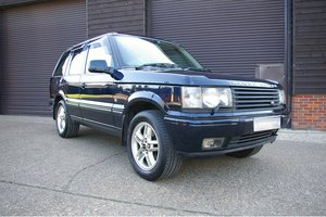 2001 Land Rover Range Rover 4.6 VOGUE Automatic (46,068 miles) SOLD