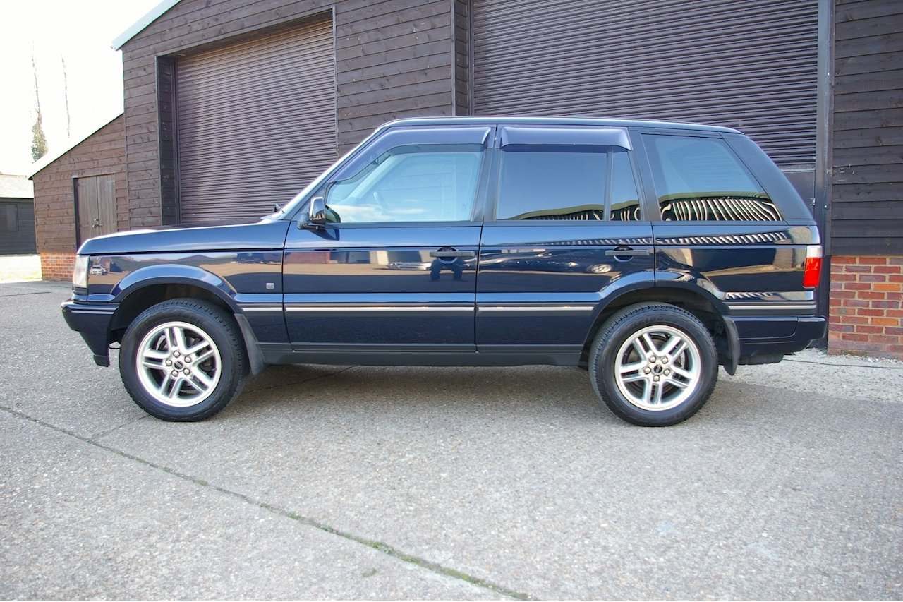 2001 Land Rover Range Rover 4.6 VOGUE Automatic (46,068 miles) For Sale (picture 2 of 6)