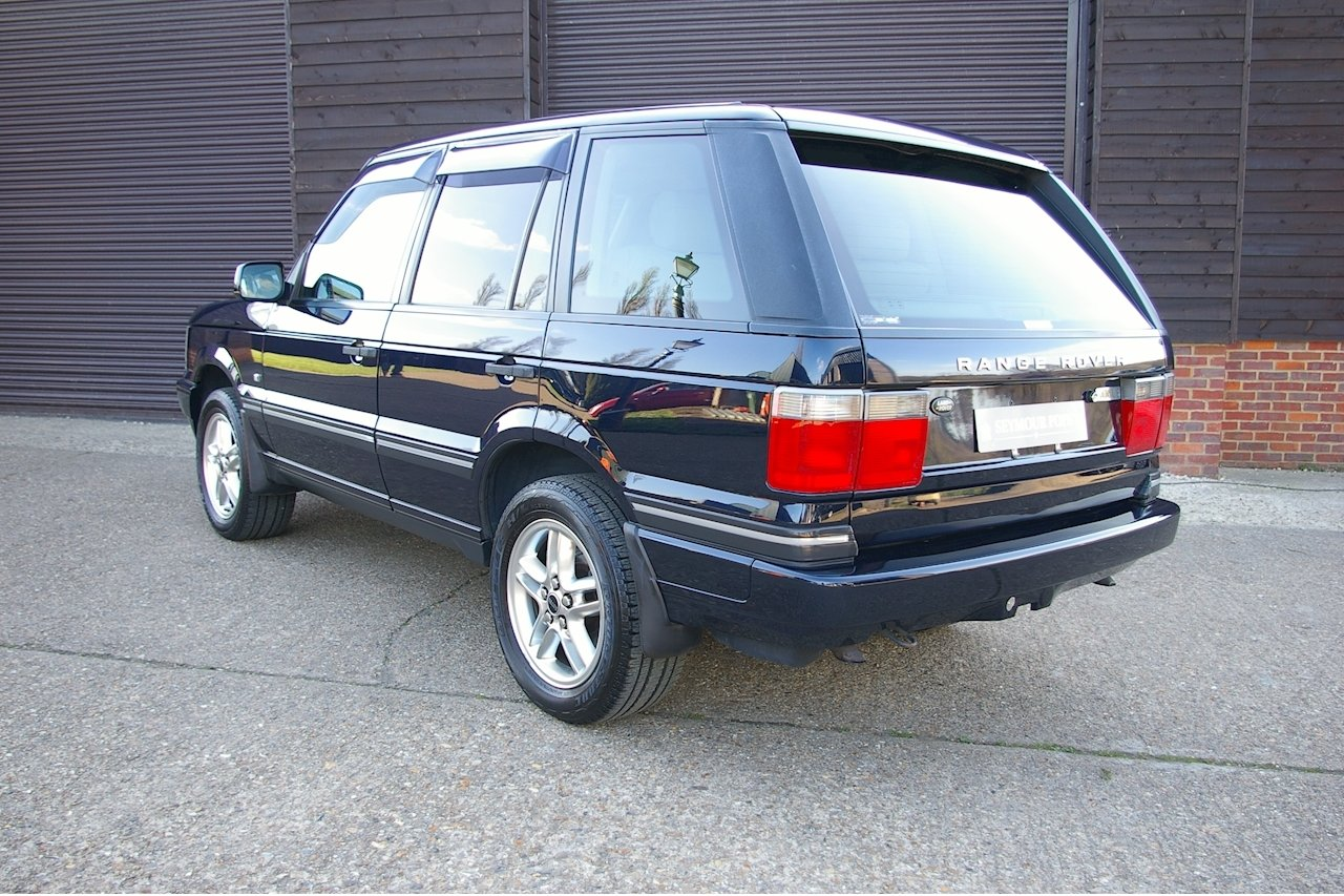 2001 Land Rover Range Rover 4.6 VOGUE Automatic (46,068 miles) For Sale (picture 3 of 6)