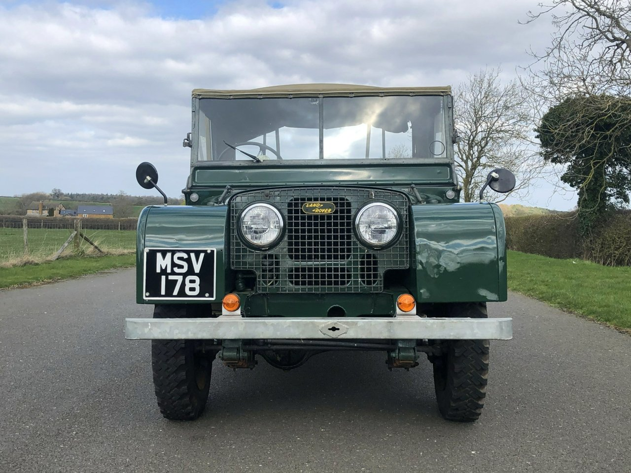 1951 Land Rover Series 1 80 For Sale (picture 2 of 6)