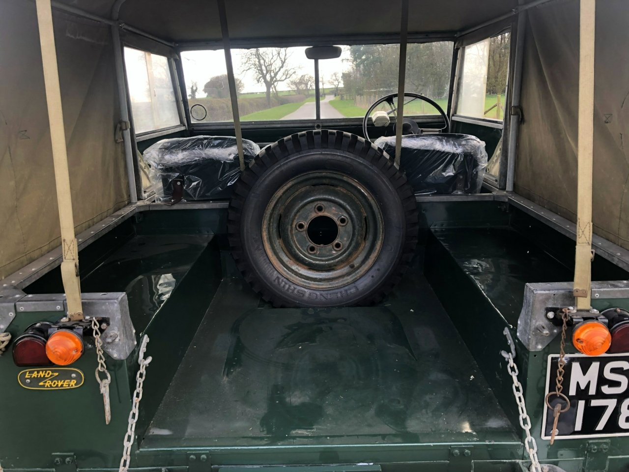 1951 Land Rover Series 1 80 For Sale (picture 6 of 6)