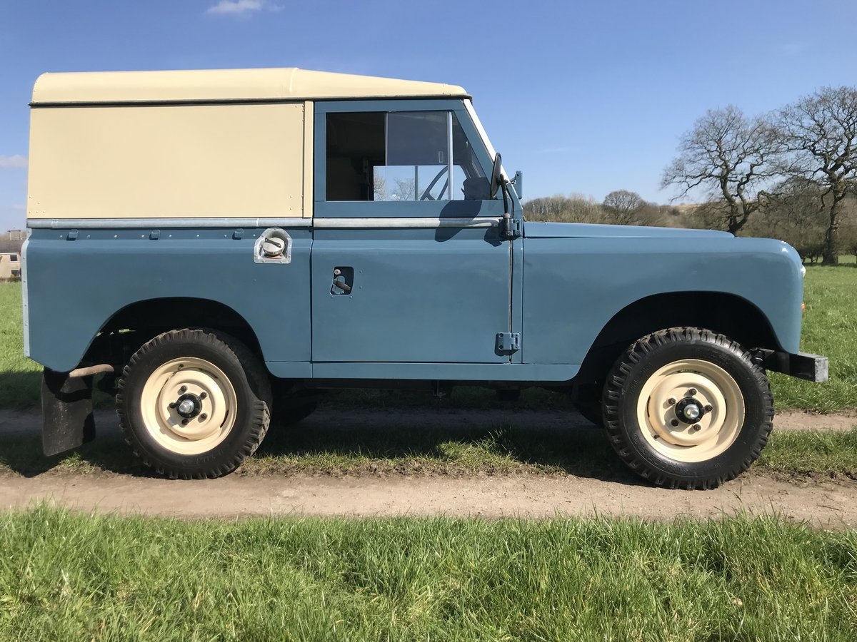 Landrover 1972 series 111 For Sale (picture 1 of 6)