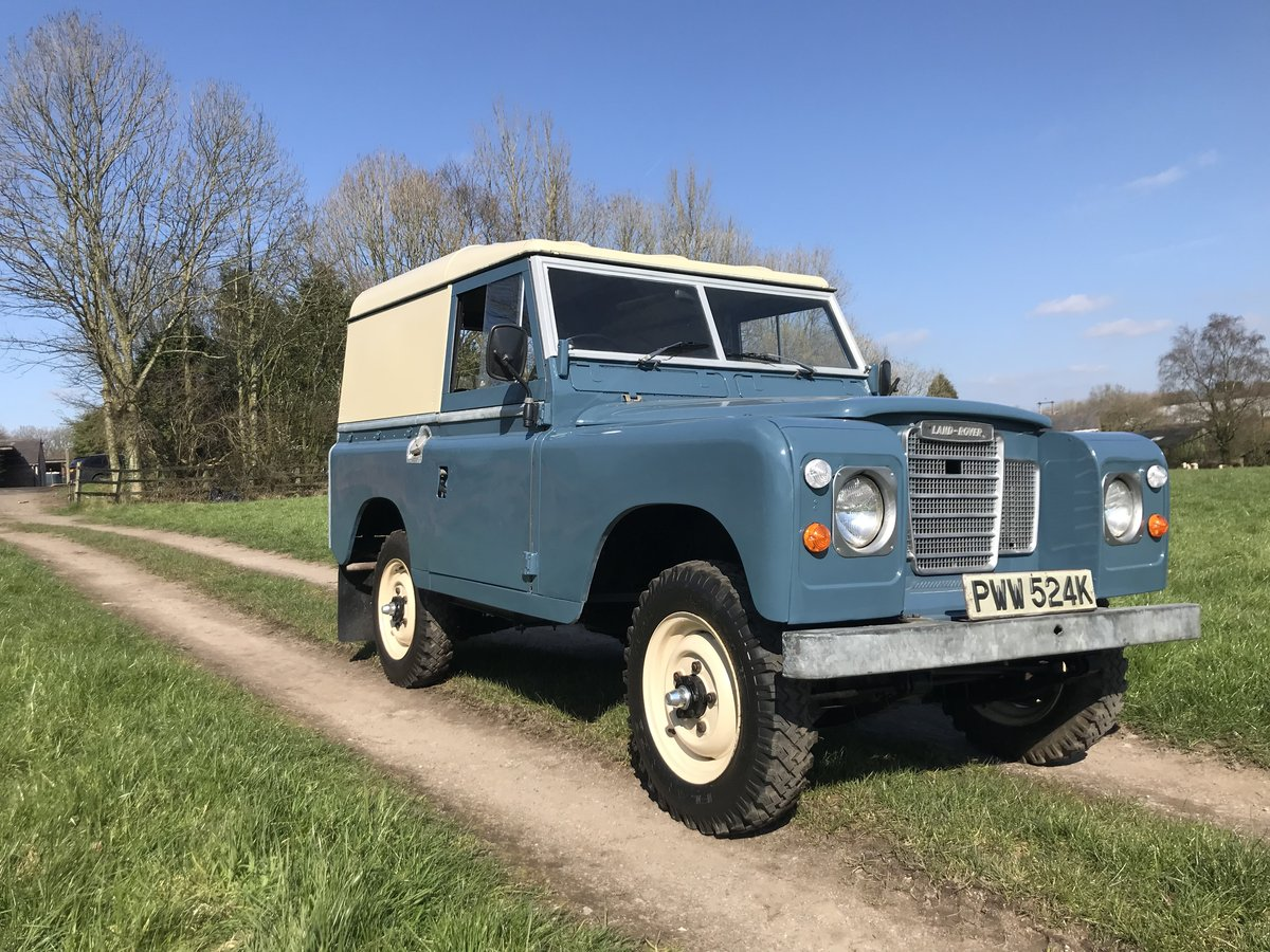 Landrover 1972 series 111 For Sale (picture 2 of 6)