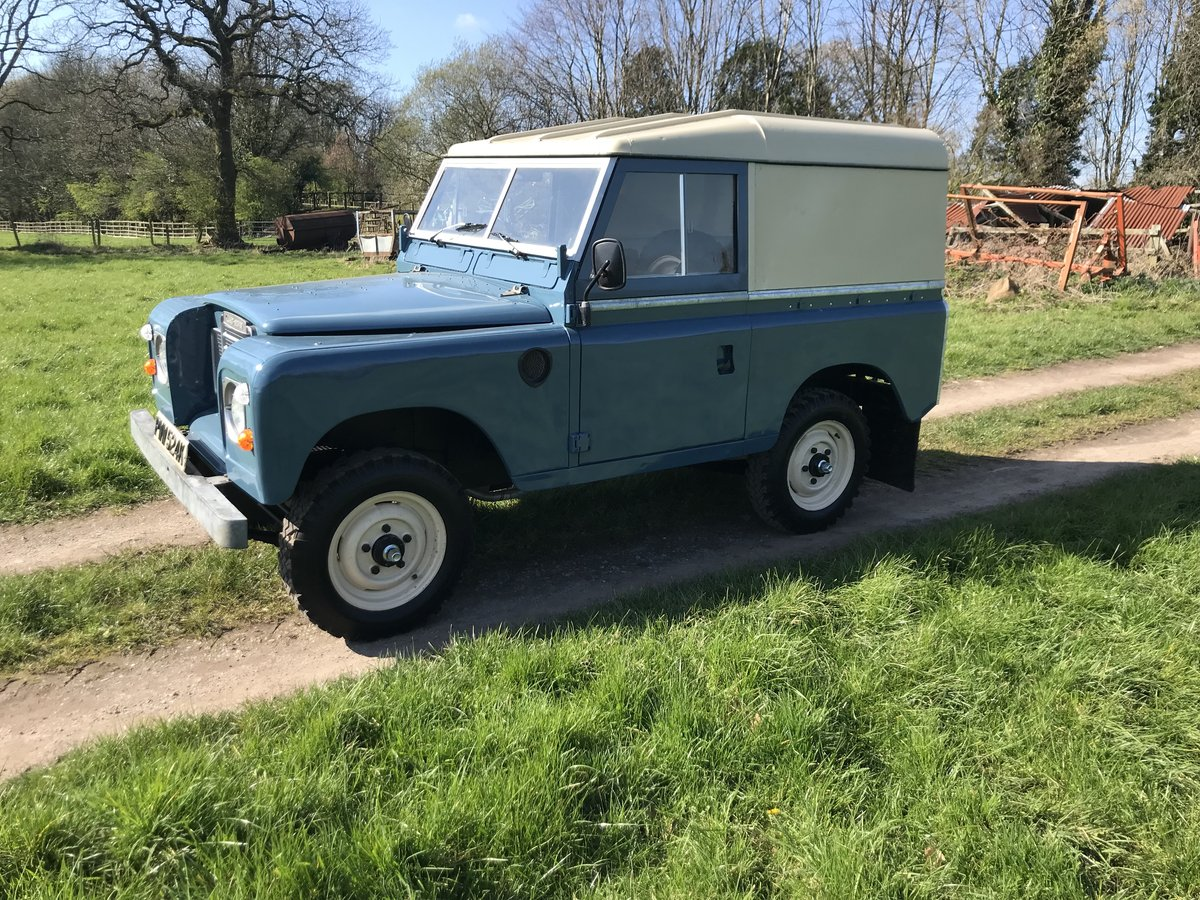 Landrover 1972 series 111 For Sale (picture 3 of 6)
