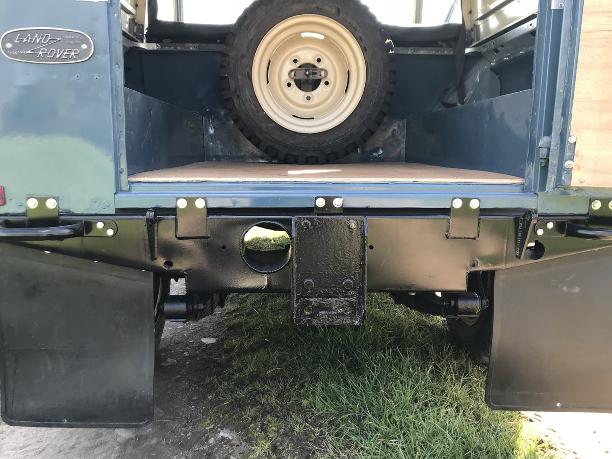 Landrover 1972 series 111 For Sale (picture 5 of 6)