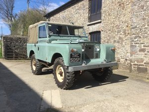 Land Rover Series 2a - 1968 - Diesel - Great Truck For Sale