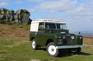 Picture of 1963 LAND ROVER SERIES 2A