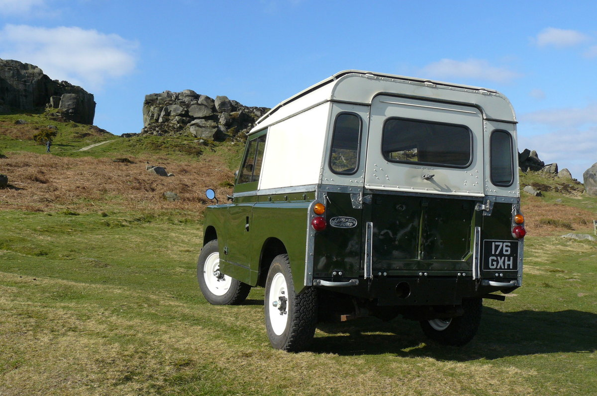 1963 LAND ROVER SERIES 2A  For Sale (picture 2 of 6)