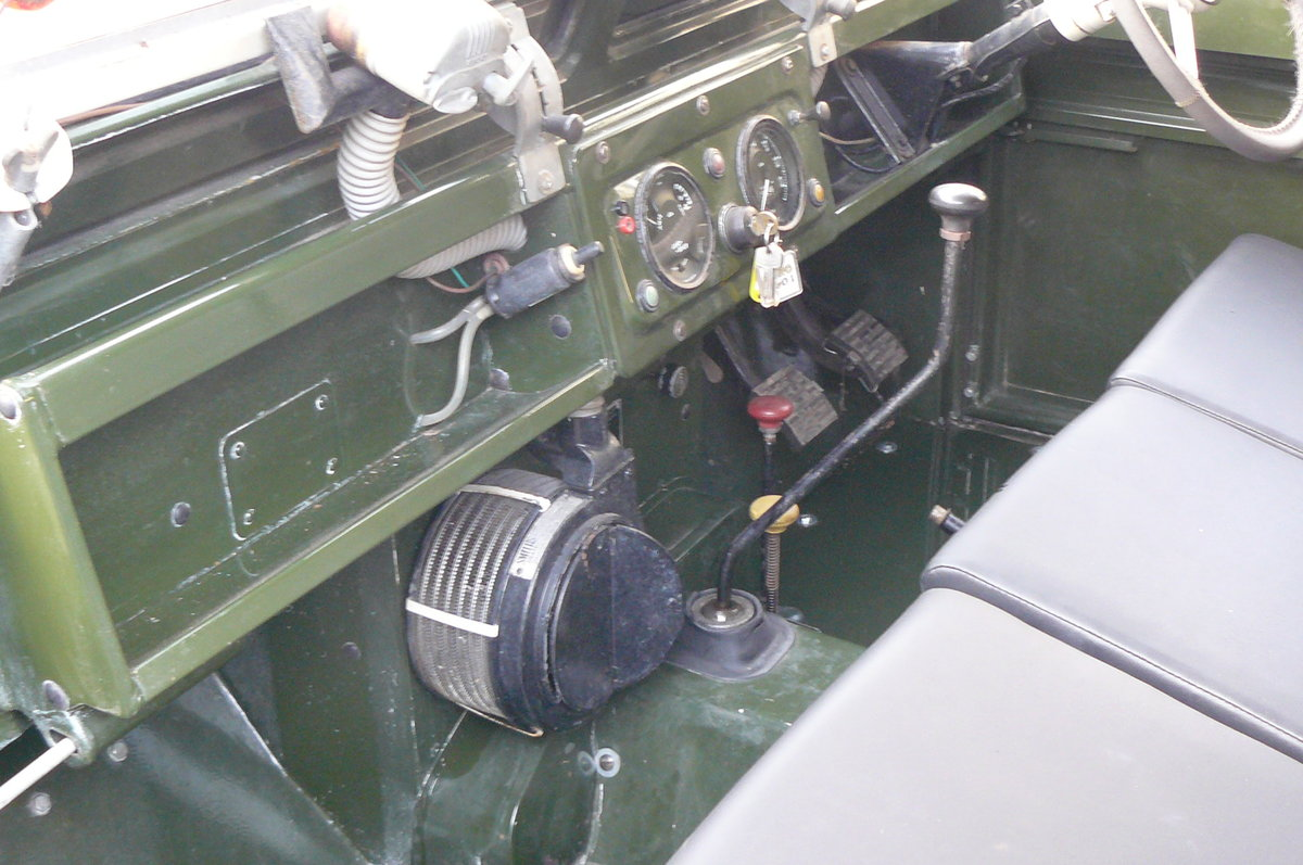 1963 LAND ROVER SERIES 2A  For Sale (picture 3 of 6)