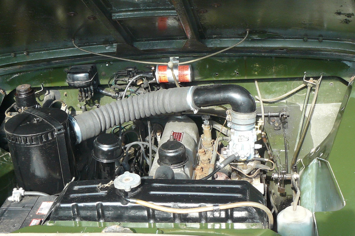 1963 LAND ROVER SERIES 2A  For Sale (picture 4 of 6)