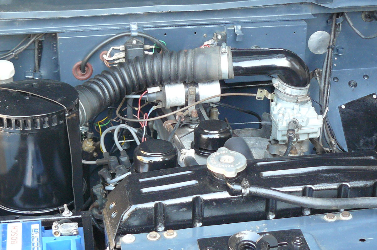1969 EX RAF SERIES 2A LIGHTWEIGHT For Sale (picture 2 of 6)