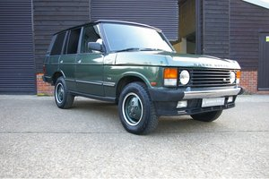 1993 Land Rover Range Rover Classic 3.9 V8 SWB Auto (83916 miles) For Sale
