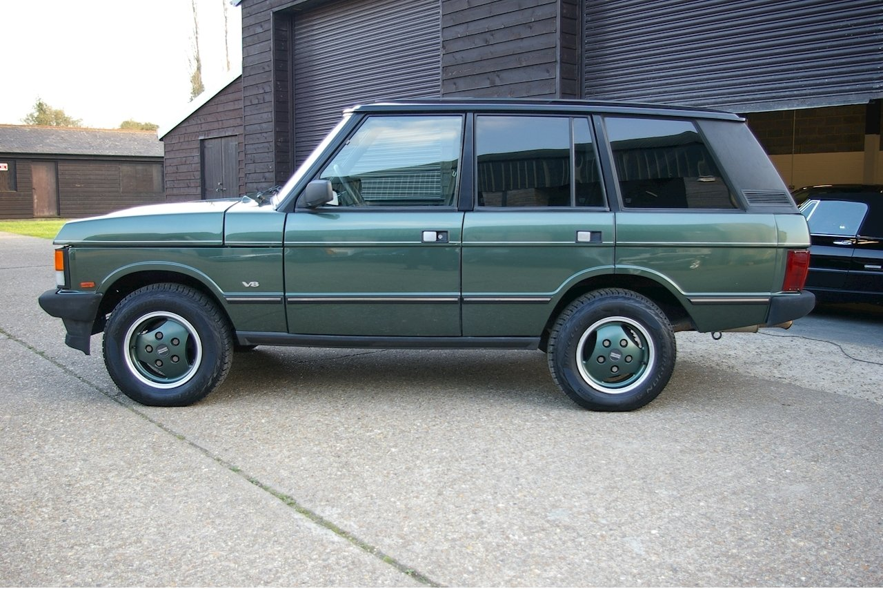 1993 Land Rover Range Rover Classic 3.9 V8 SWB Auto (83916 miles) For Sale (picture 2 of 6)