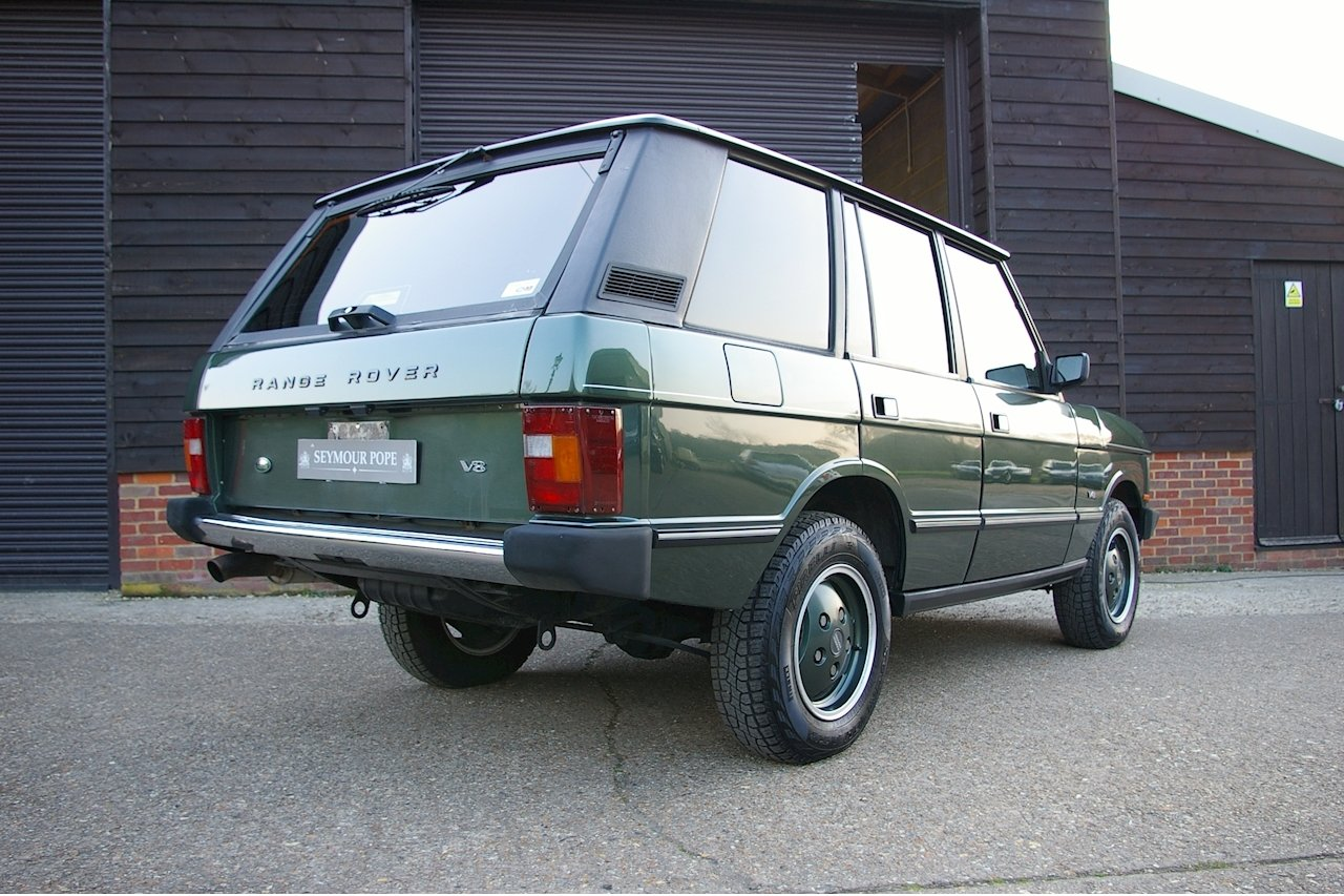 1993 Land Rover Range Rover Classic 3.9 V8 SWB Auto (83916 miles) For Sale (picture 3 of 6)