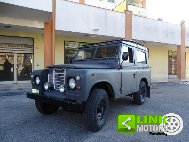 1980 Land Rover Defender SERIES 3 AUTOCARRO For Sale (picture 1 of 6)