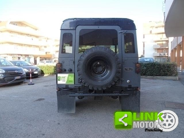 1980 Land Rover Defender SERIES 3 AUTOCARRO For Sale (picture 3 of 6)