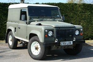 1986 Land Rover Defender 90 Ex MOD 300 TDI SOLD