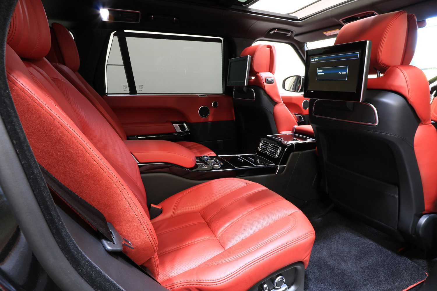 2016 16 RANGE ROVER 4.4 SDV8 AUTOBIOGRAPHY OVERFINCH LWB  For Sale (picture 6 of 6)