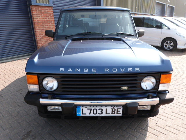 1994 Range Rover Classic SE Spec Soft Dash Model Only 54,000 MLS For Sale (picture 2 of 6)