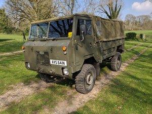 """1975 Land Rover 101"""" Forward Control, GS, RHD, 12v"""
