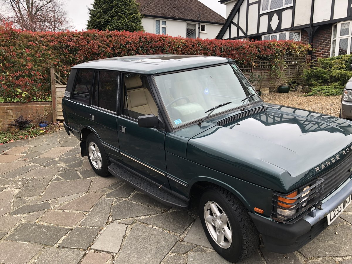 1994 Brooklands Classic Range Rover For Sale (picture 3 of 6)