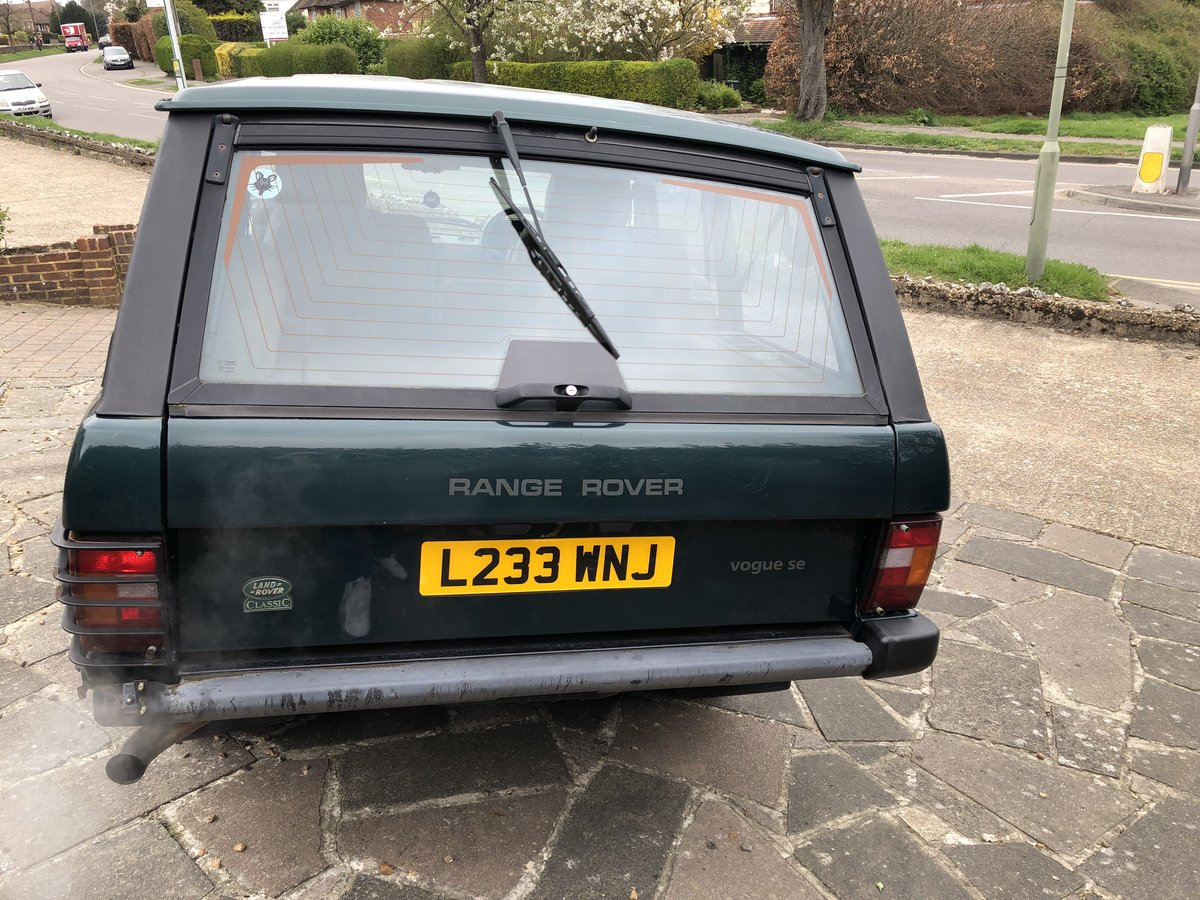 1994 Brooklands Classic Range Rover For Sale (picture 4 of 6)