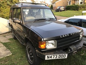 1995 Land Rover Discovery ES 3.9V8 spares or repair