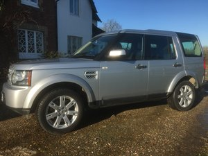 2012 Land Rover Discovery 4  For Sale