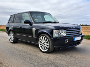 2003 RANGE ROVER OVERFINCH 580S For Sale