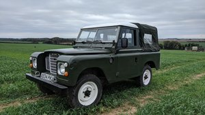 "1984 Land Rover Series 3 88"" Pick-Up. The real thing!"