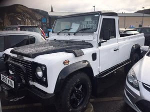 1989 Stunning  Defender 110 pick lwb 2.5 SWAP SELL P/X For Sale