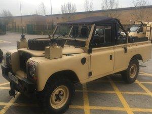 Fair to Good condition - Land Rover Series 3 1976