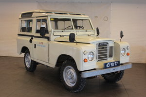 Land Rover Santana, 1977 For Sale by Auction