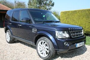 2014 Land Rover Discovery 3.0SDV6 255bhp Auto XS 4x4 Commercial