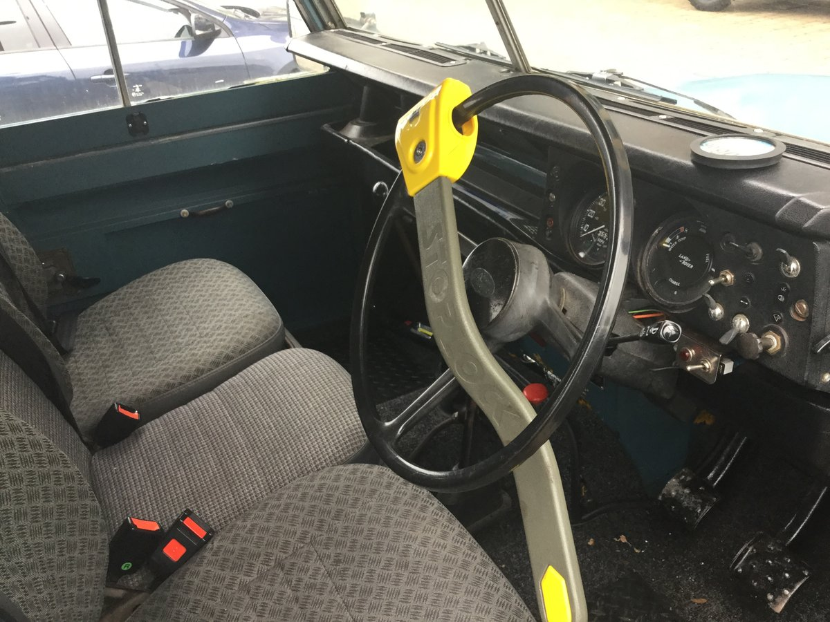 1975 Series 3 88 inch For Sale (picture 6 of 6)