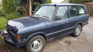 1992 Range Rover Classic Vogue 3.9, LPG conversion For Sale